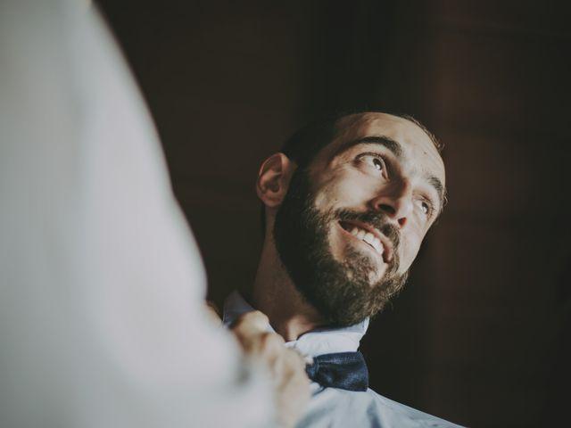 La boda de Carlos y Saida en Sant Jaume De Frontanya, Barcelona 15