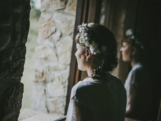 La boda de Carlos y Saida en Sant Jaume De Frontanya, Barcelona 28