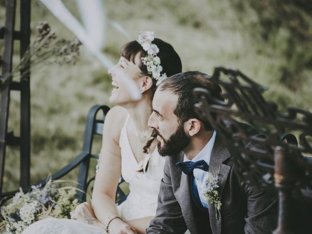 La boda de Carlos y Saida en Sant Jaume De Frontanya, Barcelona 52