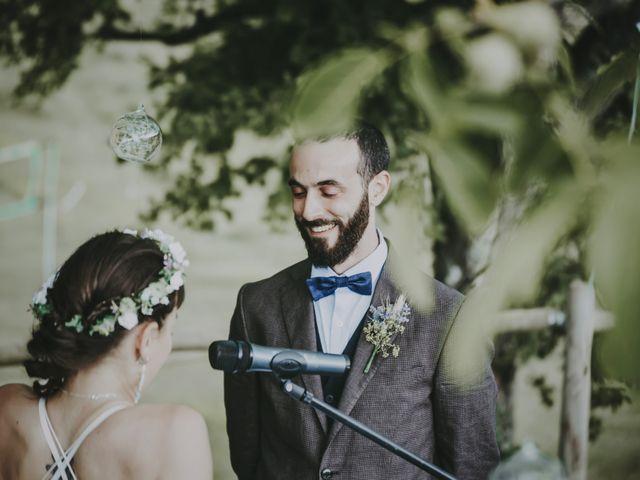 La boda de Carlos y Saida en Sant Jaume De Frontanya, Barcelona 53