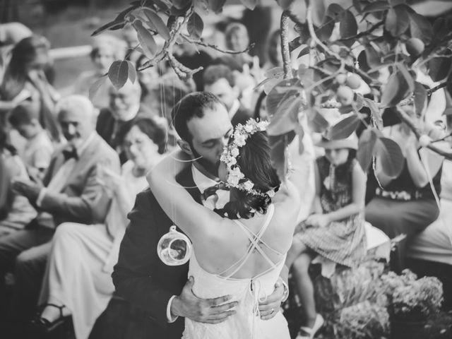 La boda de Carlos y Saida en Sant Jaume De Frontanya, Barcelona 58