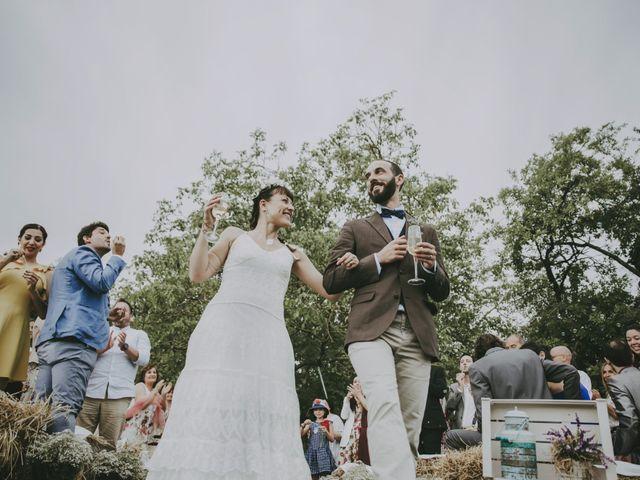 La boda de Carlos y Saida en Sant Jaume De Frontanya, Barcelona 59