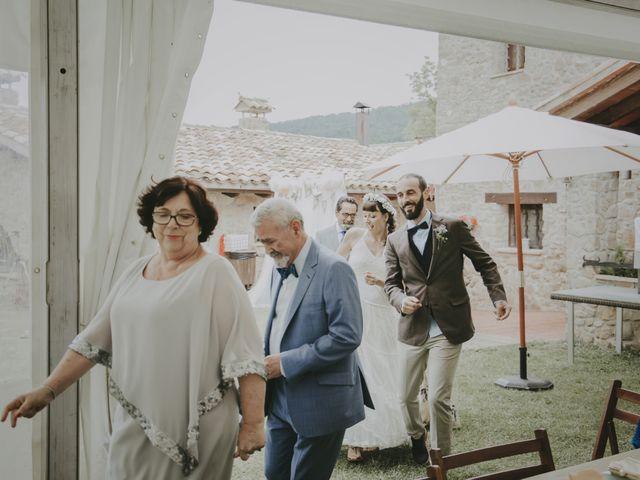 La boda de Carlos y Saida en Sant Jaume De Frontanya, Barcelona 69