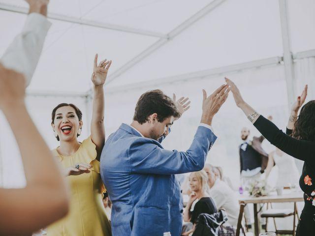 La boda de Carlos y Saida en Sant Jaume De Frontanya, Barcelona 71
