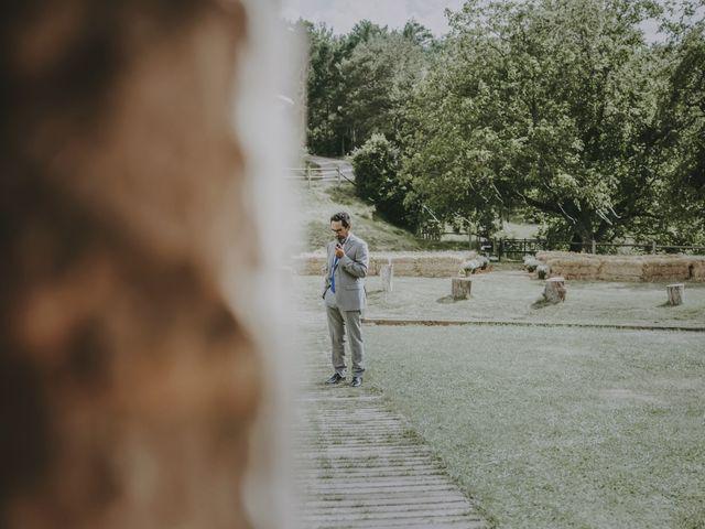 La boda de Carlos y Saida en Sant Jaume De Frontanya, Barcelona 75