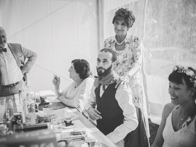 La boda de Carlos y Saida en Sant Jaume De Frontanya, Barcelona 85
