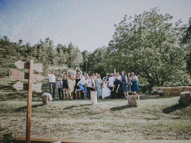 La boda de Carlos y Saida en Sant Jaume De Frontanya, Barcelona 88