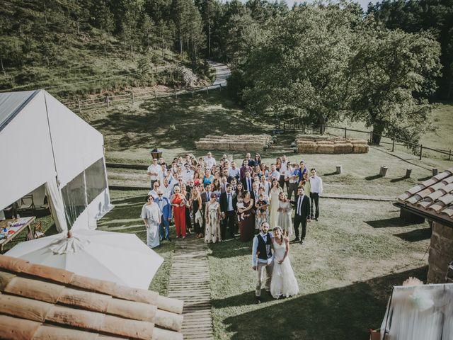 La boda de Carlos y Saida en Sant Jaume De Frontanya, Barcelona 89
