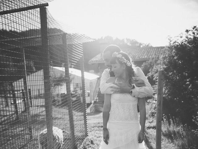 La boda de Carlos y Saida en Sant Jaume De Frontanya, Barcelona 91