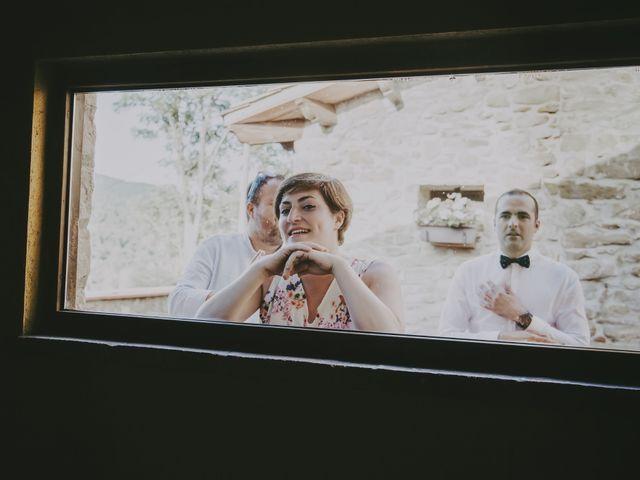 La boda de Carlos y Saida en Sant Jaume De Frontanya, Barcelona 105