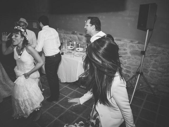 La boda de Carlos y Saida en Sant Jaume De Frontanya, Barcelona 107