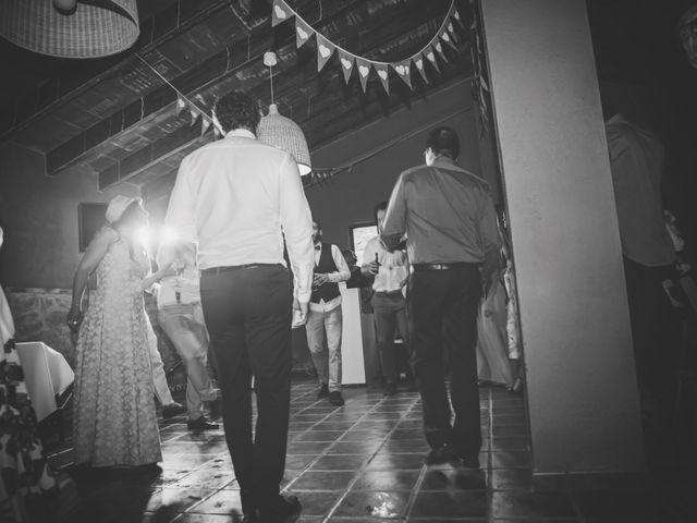 La boda de Carlos y Saida en Sant Jaume De Frontanya, Barcelona 108