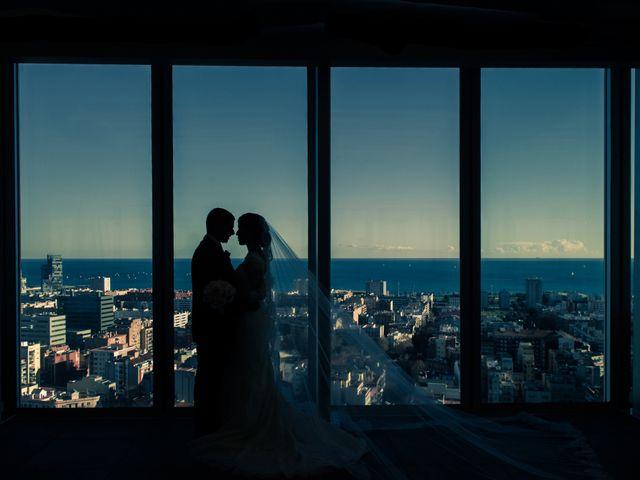 La boda de Carlos y Jessica en Barcelona, Barcelona 42