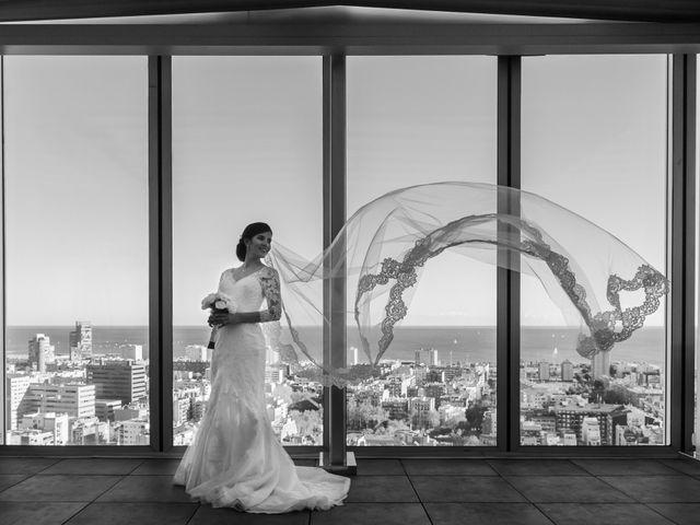 La boda de Carlos y Jessica en Barcelona, Barcelona 43