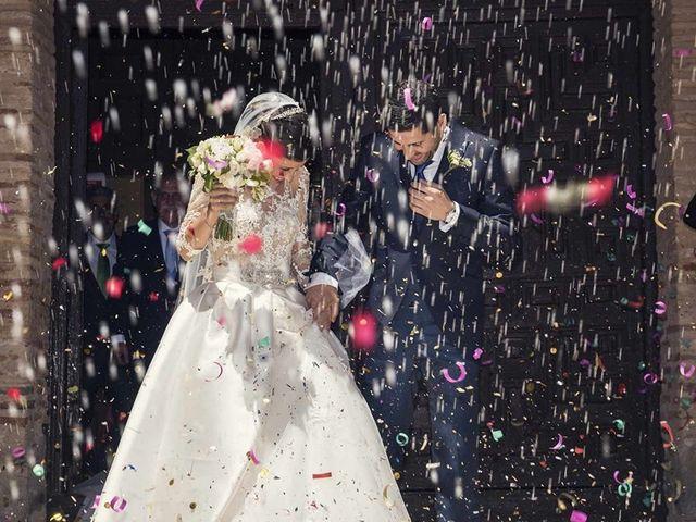 La boda de Carlos y Ester en Pozuelo De Calatrava, Ciudad Real 4