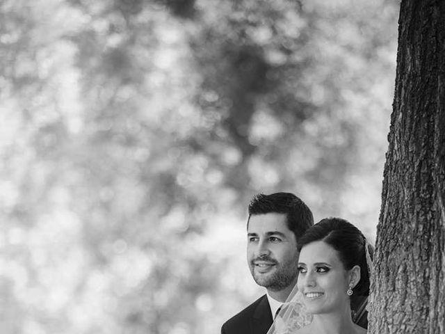 La boda de Carlos y Ester en Pozuelo De Calatrava, Ciudad Real 2