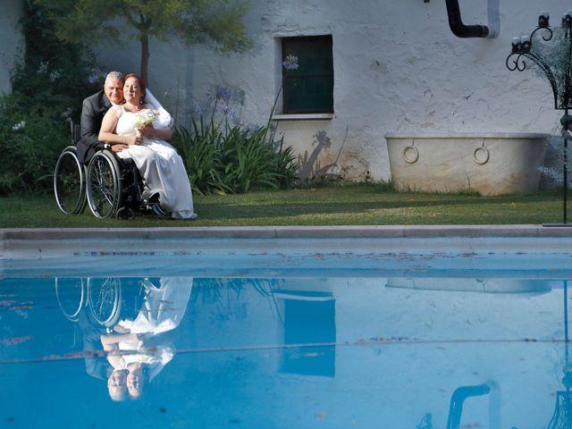 La boda de Antonio y Angeles en Sevilla, Sevilla 1