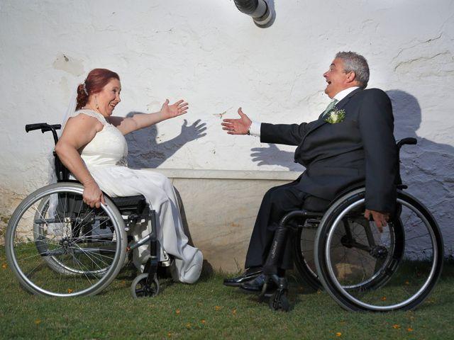 La boda de Antonio y Angeles en Sevilla, Sevilla 9
