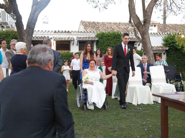 La boda de Antonio y Angeles en Sevilla, Sevilla 13