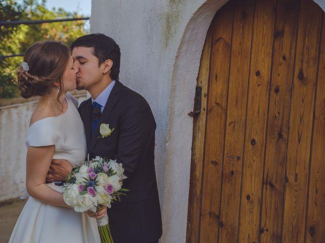La boda de Tati y Tato