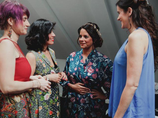 La boda de Leandro y Marta en Madrid, Madrid 47