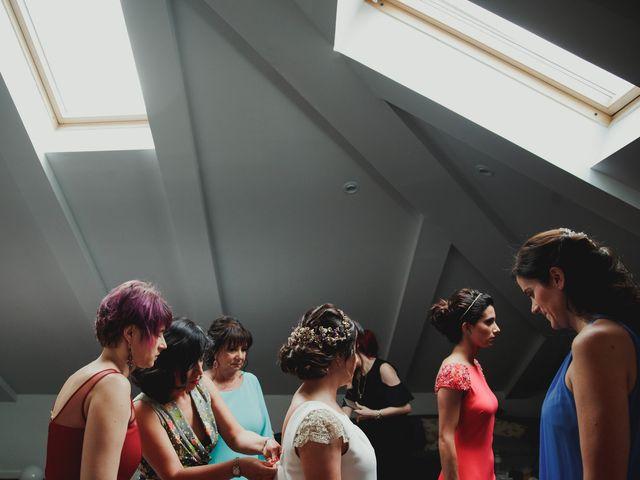 La boda de Leandro y Marta en Madrid, Madrid 56