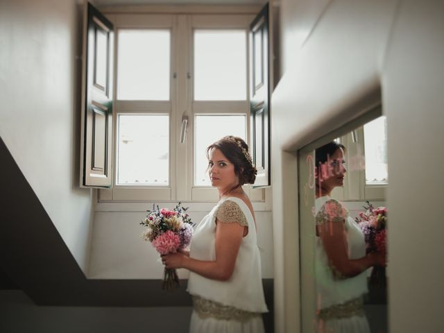 La boda de Leandro y Marta en Madrid, Madrid 59
