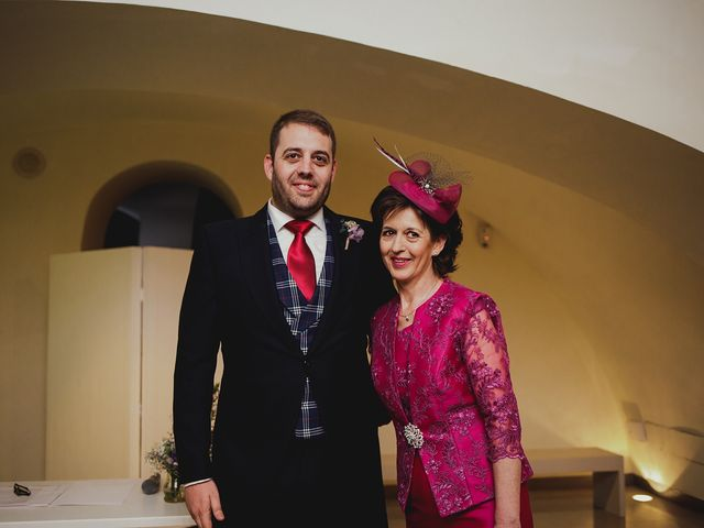 La boda de Leandro y Marta en Madrid, Madrid 68