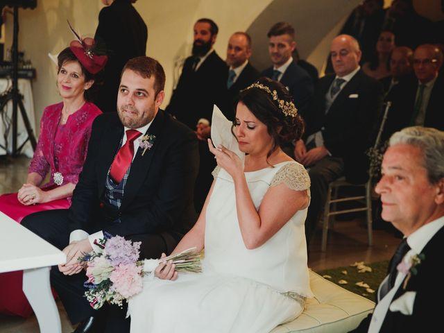 La boda de Leandro y Marta en Madrid, Madrid 70