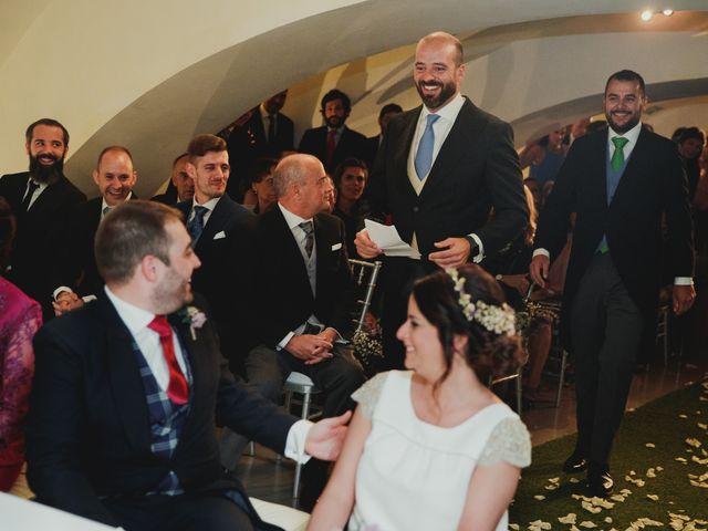 La boda de Leandro y Marta en Madrid, Madrid 72