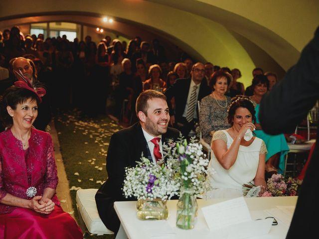 La boda de Leandro y Marta en Madrid, Madrid 73