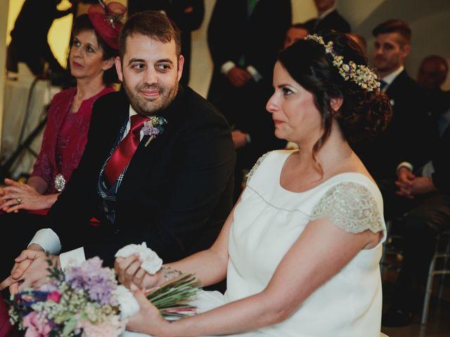 La boda de Leandro y Marta en Madrid, Madrid 74