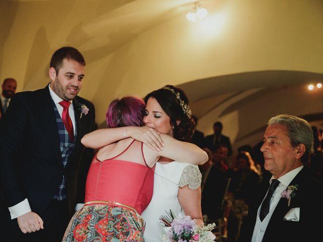 La boda de Leandro y Marta en Madrid, Madrid 75