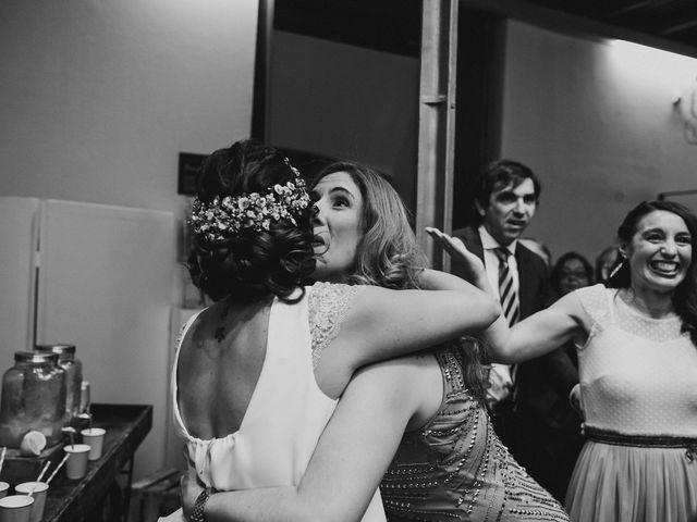 La boda de Leandro y Marta en Madrid, Madrid 78