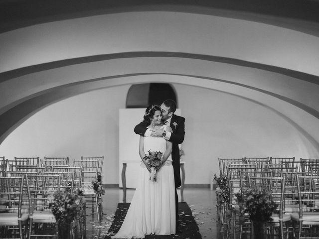 La boda de Leandro y Marta en Madrid, Madrid 84
