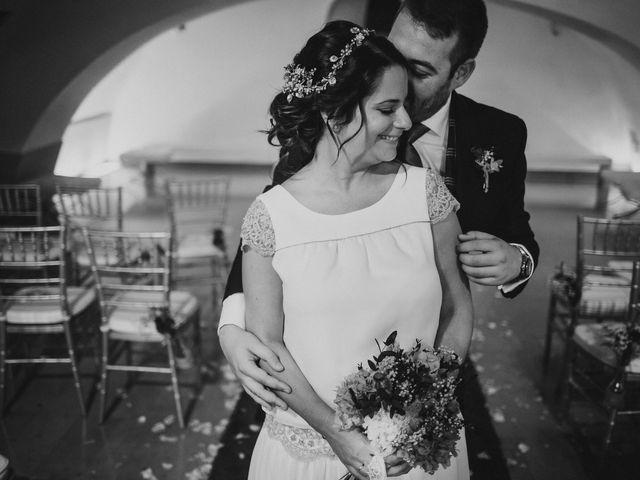 La boda de Leandro y Marta en Madrid, Madrid 85