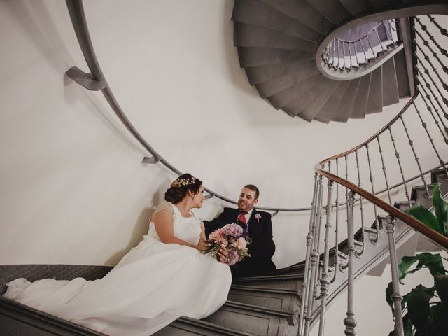La boda de Leandro y Marta en Madrid, Madrid 86