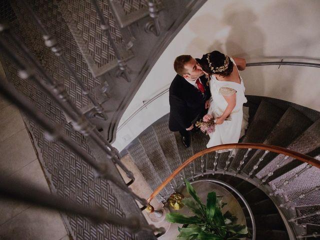 La boda de Leandro y Marta en Madrid, Madrid 89
