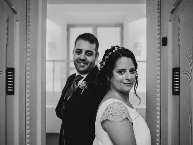 La boda de Leandro y Marta en Madrid, Madrid 90