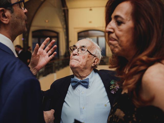 La boda de Leandro y Marta en Madrid, Madrid 101