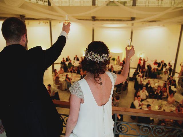 La boda de Leandro y Marta en Madrid, Madrid 105