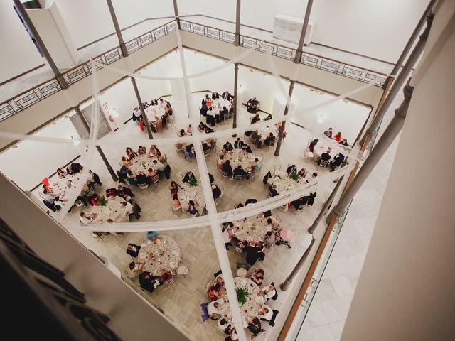 La boda de Leandro y Marta en Madrid, Madrid 107