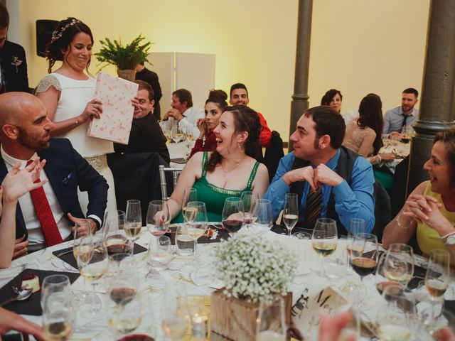 La boda de Leandro y Marta en Madrid, Madrid 109