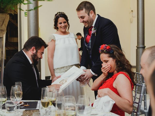 La boda de Leandro y Marta en Madrid, Madrid 112