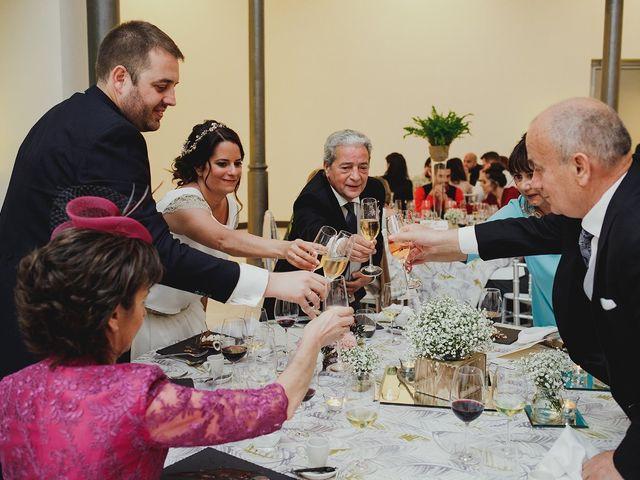 La boda de Leandro y Marta en Madrid, Madrid 114