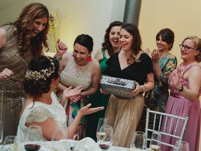 La boda de Leandro y Marta en Madrid, Madrid 118