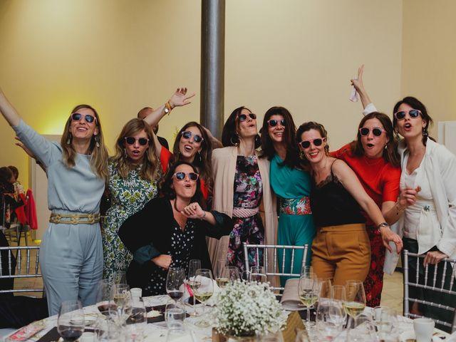 La boda de Leandro y Marta en Madrid, Madrid 120