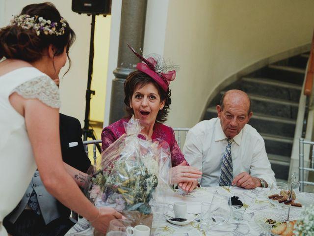 La boda de Leandro y Marta en Madrid, Madrid 124