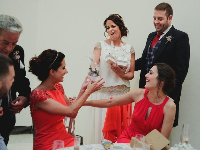 La boda de Leandro y Marta en Madrid, Madrid 125