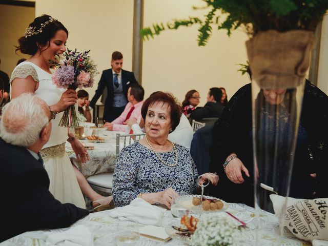 La boda de Leandro y Marta en Madrid, Madrid 127